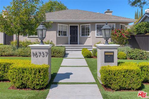 Photo of 16737 MORRISON Street, Encino, CA 91436 (MLS # 20562994)