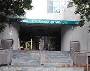Photo of 6828 LAUREL CANYON Boulevard #202, North Hollywood, CA 91605 (MLS # 318000995)