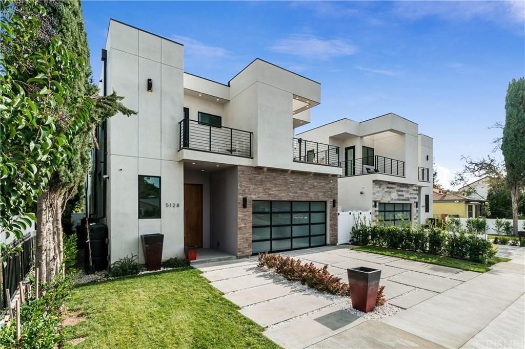 Photo of 5128 NOBLE Avenue, Sherman Oaks, CA 91403 (MLS # SR20023995)
