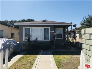 Photo of 930 East 112TH Street, Los Angeles , CA 90059 (MLS # 18396996)