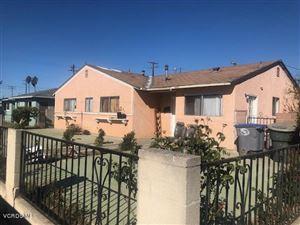 Photo of 1441 West IRIS Street, Oxnard, CA 93033 (MLS # 218014997)