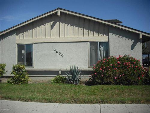 Photo of 2630 EL DORADO Avenue, Oxnard, CA 93033 (MLS # 219013999)