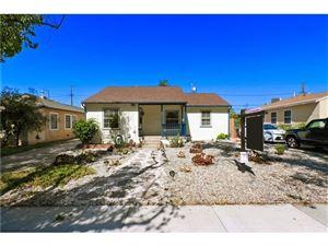 Photo of 2101 North ROSE Street, Burbank, CA 91505 (MLS # SR18189999)
