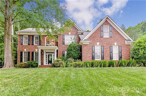 Photo of 5801 Painted Fern Court, Charlotte, NC 28269-1320 (MLS # 3743009)