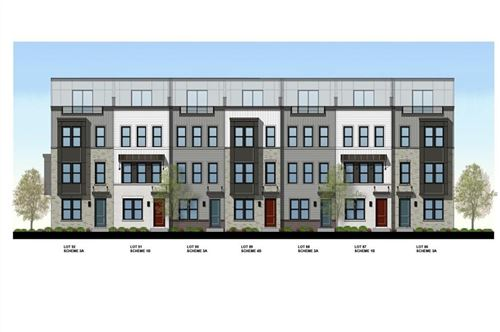 Photo of 611 W Tremont Avenue #91, Charlotte, NC 28203 (MLS # 3799017)