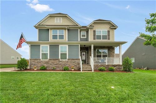 Photo of 4400 Marlay Park, Indian Trail, NC 28079-5008 (MLS # 3623036)