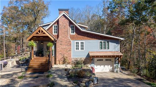 Photo of 315 Cox Road, Pisgah Forest, NC 28768 (MLS # 3591066)