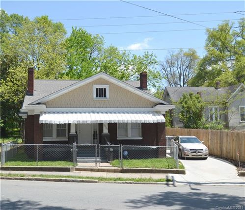Photo of 1522 Pegram Street, Charlotte, NC 28205 (MLS # 3698070)