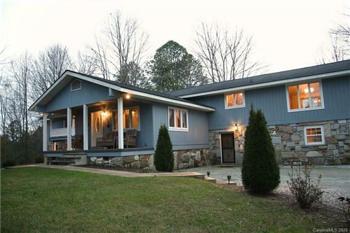 Photo of 3044 Flat Creek Valley Road, Lake Toxaway, NC 28747 (MLS # 3594091)