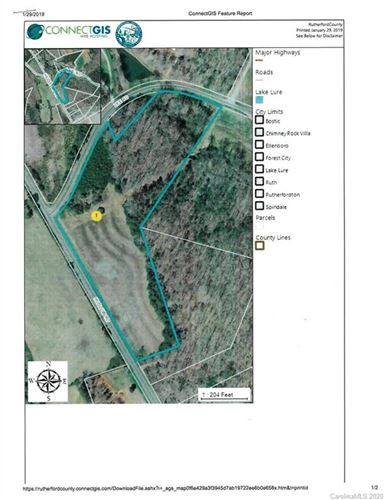 Photo of 00 Hudlow Road, Forest City, NC 28043 (MLS # 3659110)