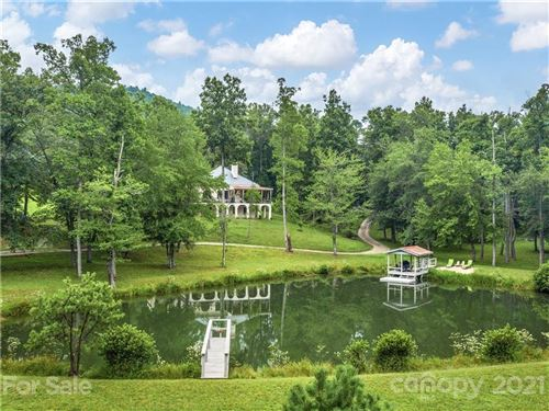 Photo of 961 Dave Whitaker Road, Horse Shoe, NC 28742 (MLS # 3773110)
