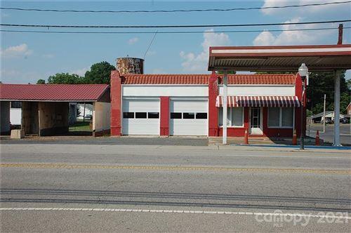 Photo of 404 N Main Street #1,2,3 & 4, Oakboro, NC 28129 (MLS # 3789116)