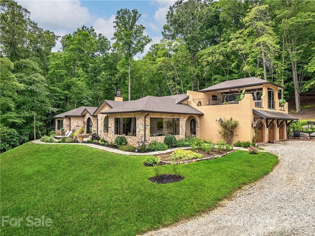 Photo of 959 Dave Whitaker Road, Horse Shoe, NC 28742 (MLS # 3773119)