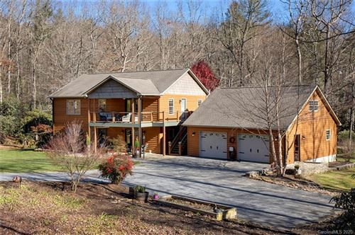 Photo of 218 Davids Trace, Pisgah Forest, NC 28768-7940 (MLS # 3691121)