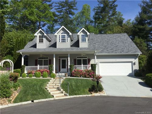 Photo of 217 Cold Stream Way, Hendersonville, NC 28791-2411 (MLS # 3645126)