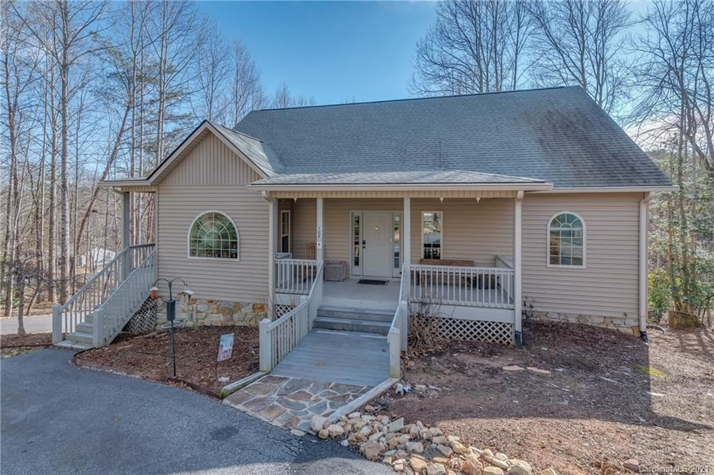 Photo of 107 Wilkerson Court, Lake Lure, NC 28746-9211 (MLS # 3697127)