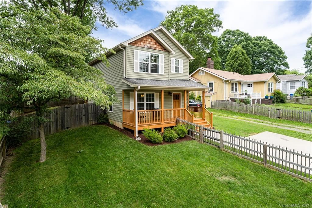 Photo of 55 Wilmington Road, Asheville, NC 28803 (MLS # 3700160)