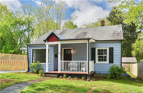 Photo of 24 Dallas Street, Asheville, NC 28806-3025 (MLS # 3615168)