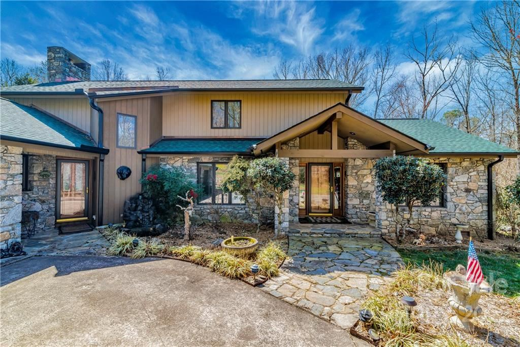 Photo of 324 North Fork Road, Black Mountain, NC 28711-9499 (MLS # 3723173)