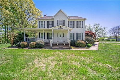 Photo of 485 Mt Tabor Road, Cleveland, NC 27013-9684 (MLS # 3739179)
