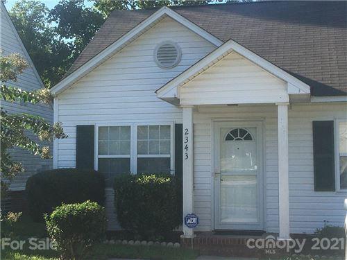 Photo of 2343 Blue Hampton Lane, Charlotte, NC 28213-4947 (MLS # 3785180)
