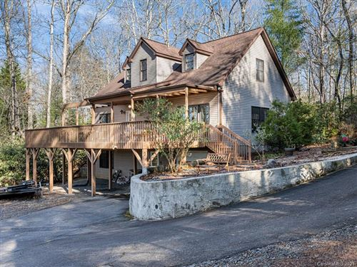 Photo of 590 Three Mile Knob Road, Pisgah Forest, NC 28768-8557 (MLS # 3699203)