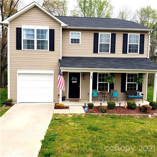 Photo of 105 Maple Crest Drive, Kings Mountain, NC 28086-8945 (MLS # 3727209)
