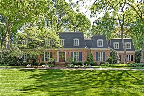 Photo of 4015 Foxcroft Road, Charlotte, NC 28211-3758 (MLS # 3698215)