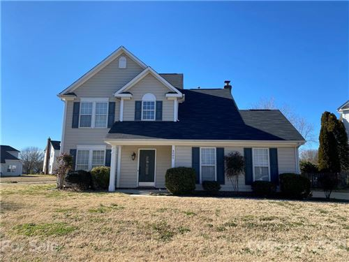 Photo of 4005 Lake Charles Way, Indian Trail, NC 28079-6544 (MLS # 3702216)