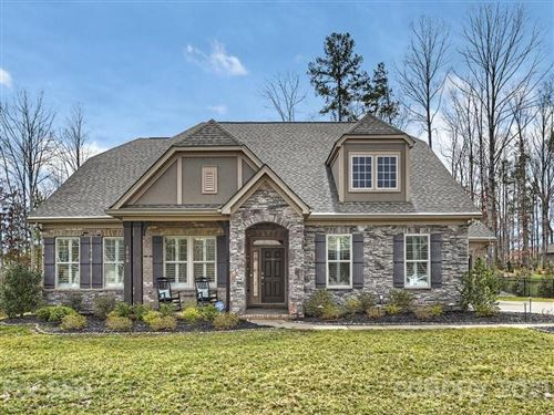 Photo of 1010 Greenwich Park Drive, Indian Trail, NC 28079-6300 (MLS # 3711223)