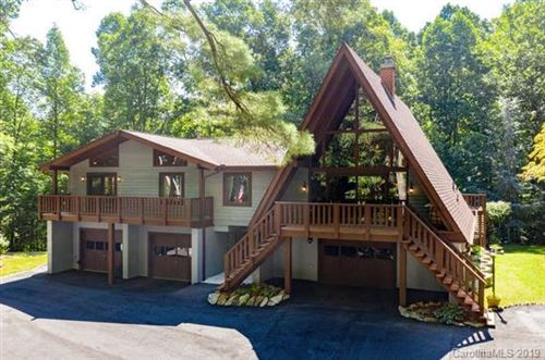 Photo of 989 Old CCC Road, Hendersonville, NC 28753 (MLS # 3538228)