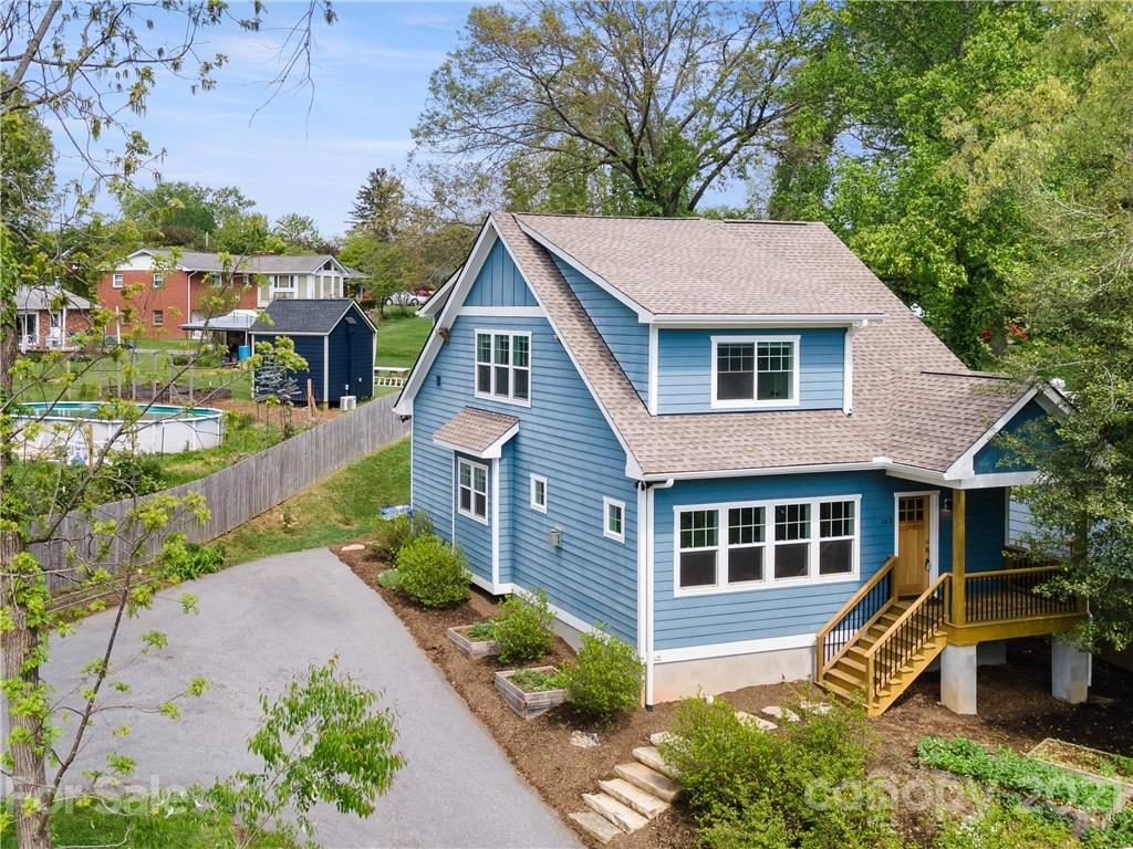 Photo of 163 Sand Hill Road, Asheville, NC 28806-3050 (MLS # 3737231)