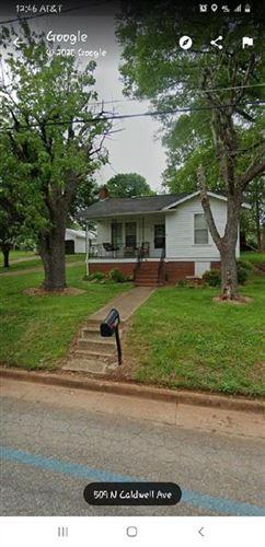 Photo of 509 N Caldwell Avenue, Newton, NC 28658-2211 (MLS # 3632236)