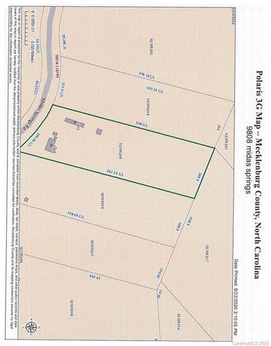 Photo of 9808 Midas Springs Road, Huntersville, NC 28078-8471 (MLS # 3665246)