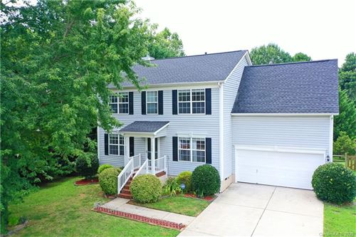 Photo of 11505 Woodfire Road, Charlotte, NC 28269 (MLS # 3650247)