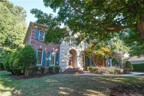 Photo of 3507 French Woods Road, Charlotte, NC 28269-9793 (MLS # 3647254)