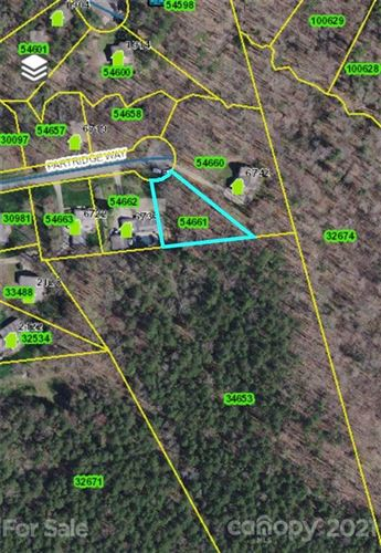 Photo of LOT 3 SECTION 2 PARTRIDGE Way, Stanley, NC 28164 (MLS # 3702270)