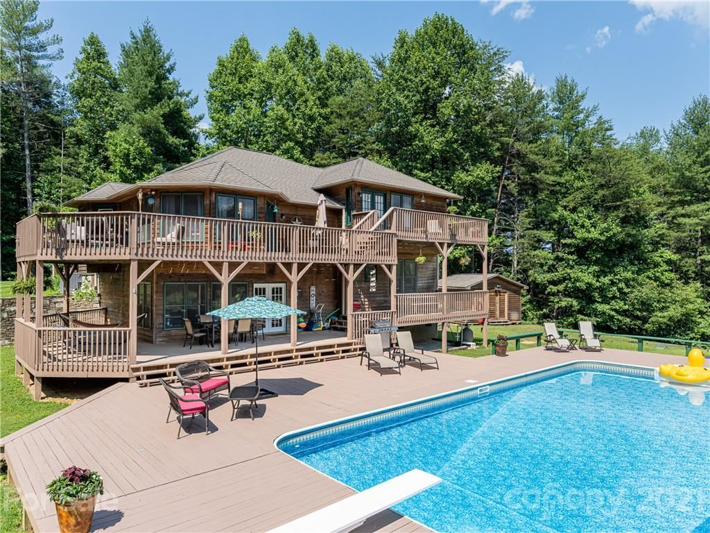 Photo of 410 Foggy Mountain Drive, Old Fort, NC 28762-5521 (MLS # 3759278)