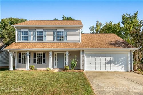 Photo of 3613 Kristofer Drive, Indian Trail, NC 28079-9103 (MLS # 3796285)