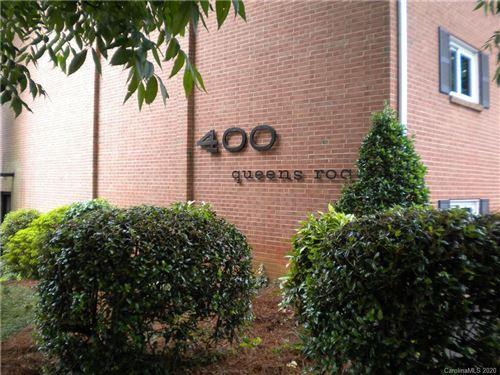Photo of 400 Queens Road #E-3, Charlotte, NC 28207-1447 (MLS # 3675289)