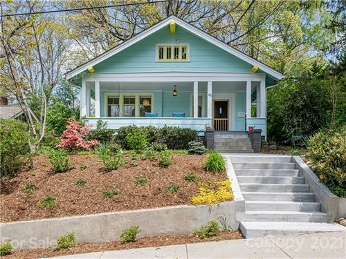Photo of 48 Woodward Avenue, Asheville, NC 28804-3625 (MLS # 3737304)