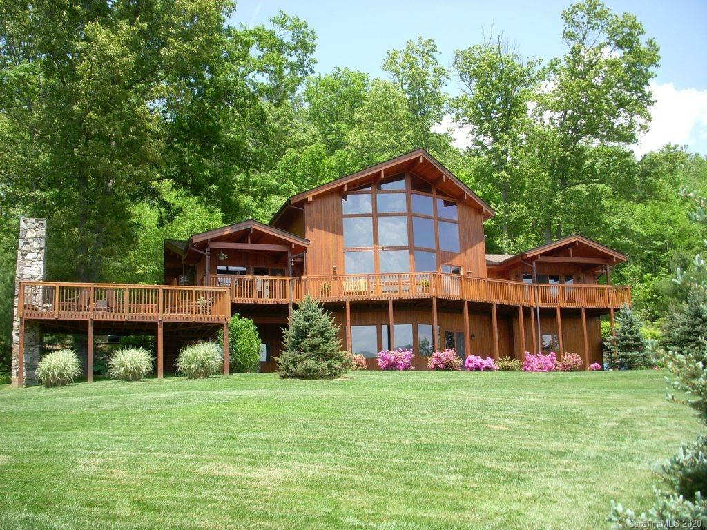 Photo of 323 Lucky Lane, Clyde, NC 28721 (MLS # 3653304)