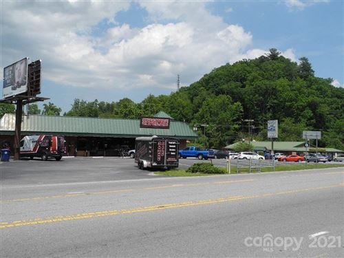 Photo of 112 Hendersonville Highway, Pisgah Forest, NC 28768 (MLS # 3384310)