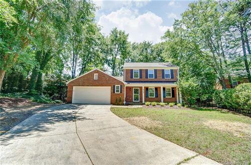 Photo of 9706 Ridgemore Drive, Charlotte, NC 28277-2310 (MLS # 3626315)