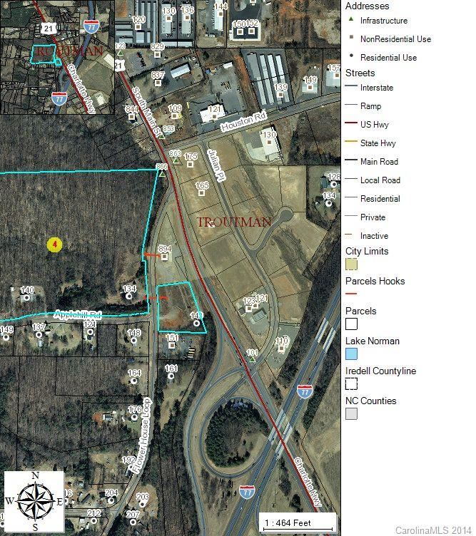 Photo for 0000 Charlotte Highway, Troutman, NC 28166-9570 (MLS # 3029327)