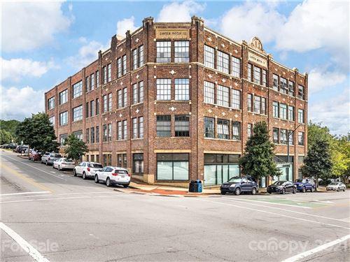 Photo of 100 Coxe Avenue #Unit 309, Asheville, NC 28801 (MLS # 3763348)
