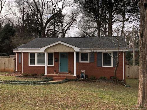 Photo of 4220 Hammett Street, Charlotte, NC 28205-7228 (MLS # 3699364)