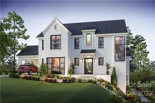 Photo of 2319 Rock Creek Drive #Lot 3, Charlotte, NC 28226 (MLS # 3774368)