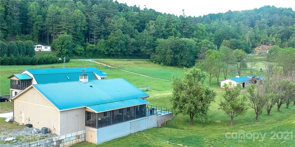 Photo of 274 Little River Campground Road, Pisgah Forest, NC 28768 (MLS # 3635379)