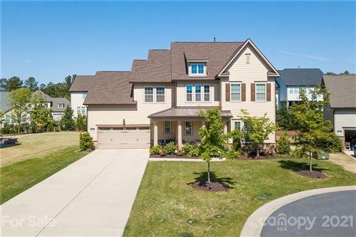 Photo of 15423 Cimarron Hills Lane, Charlotte, NC 28278-8203 (MLS # 3734389)